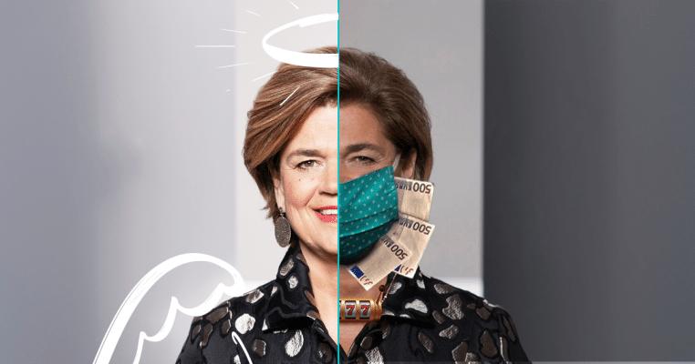 Die zwei Gesichter von Bettina Glatz-Kremsner