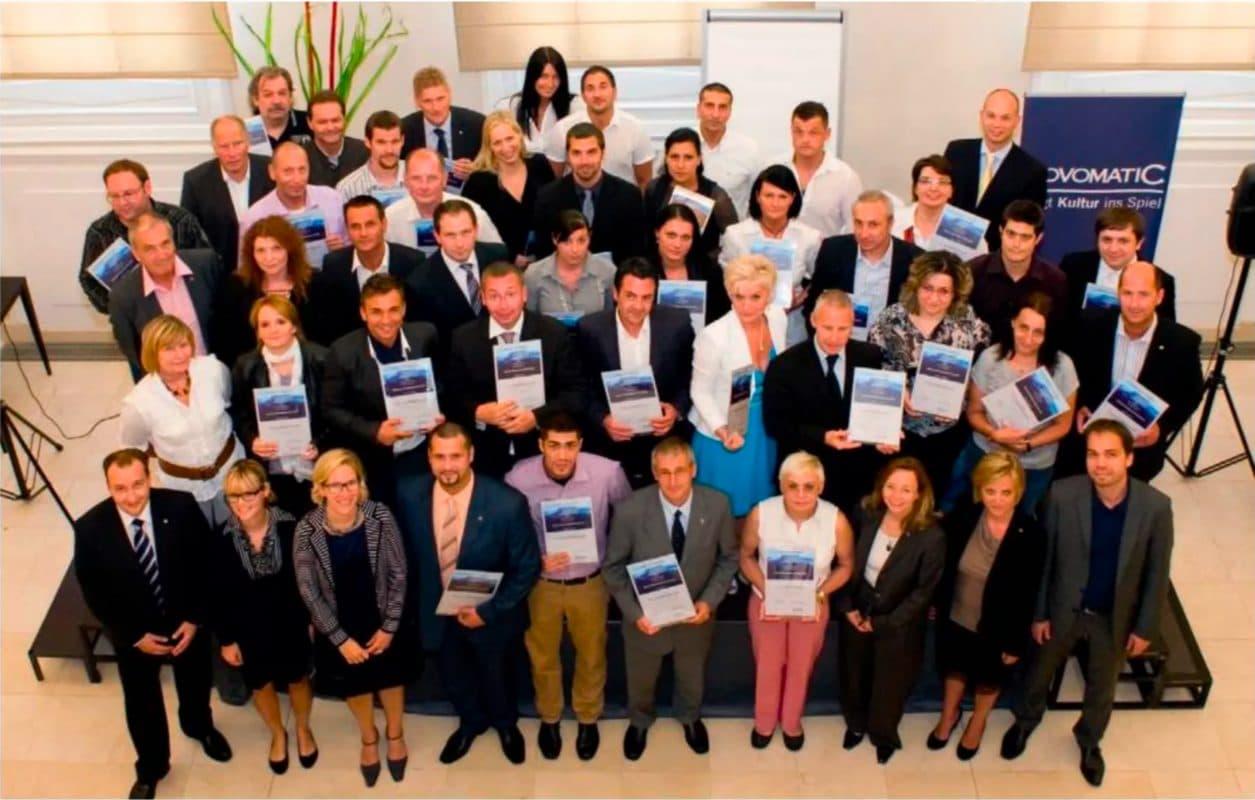 Das Anton Proksch Institut arbeitet eng mit Novomatic zusammen.