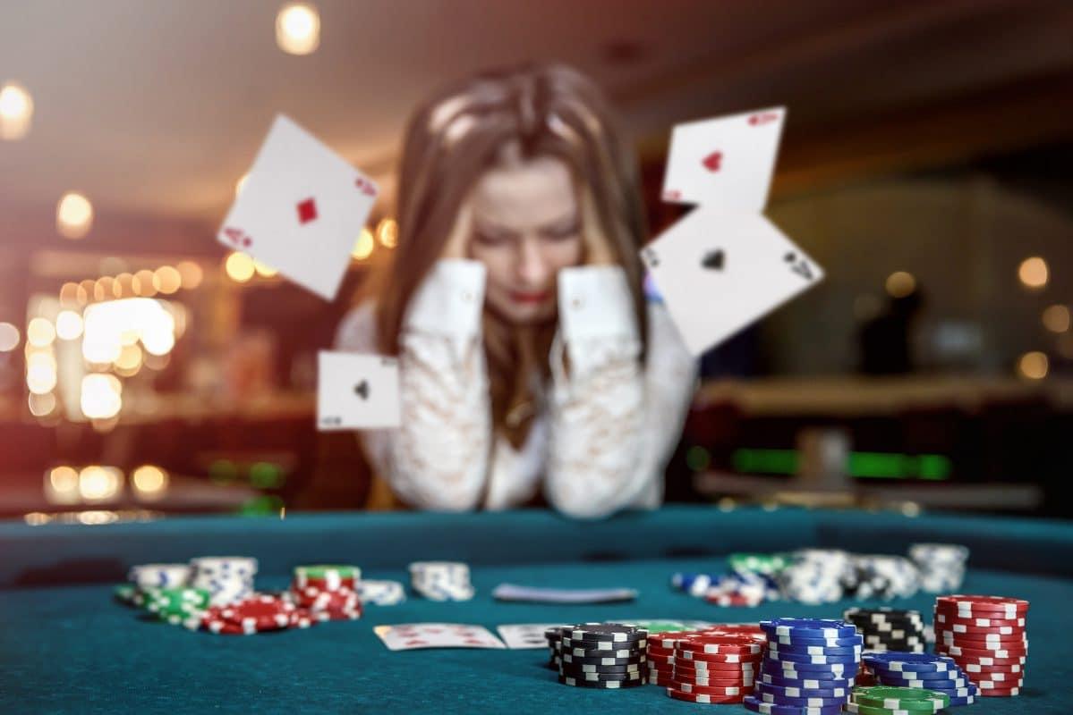 Selbst von Spielsucht betroffen