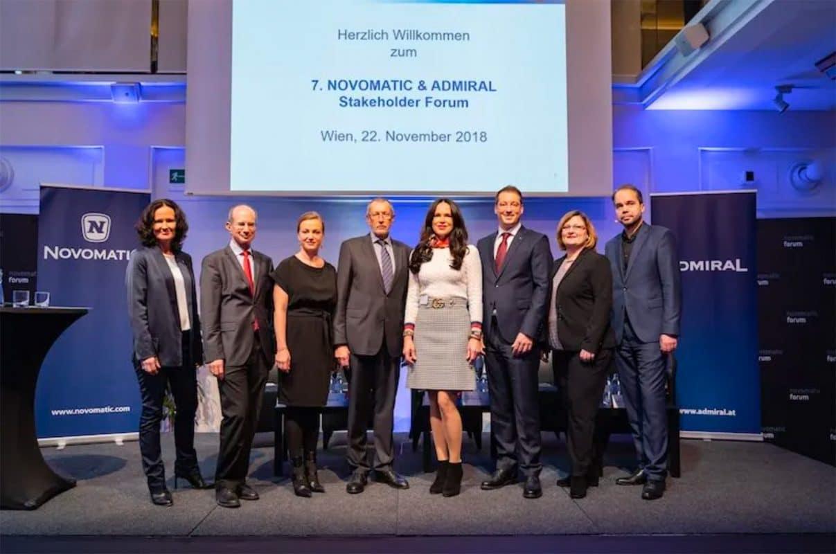Novomatic Stakeholder Forum