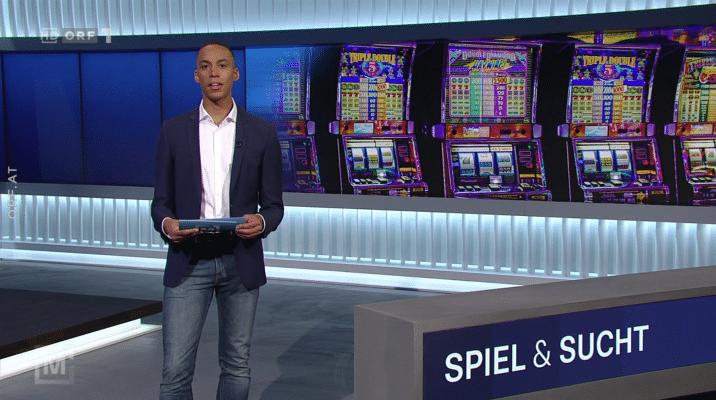 ORF 1, Magazin 1: Spiel & Sucht.