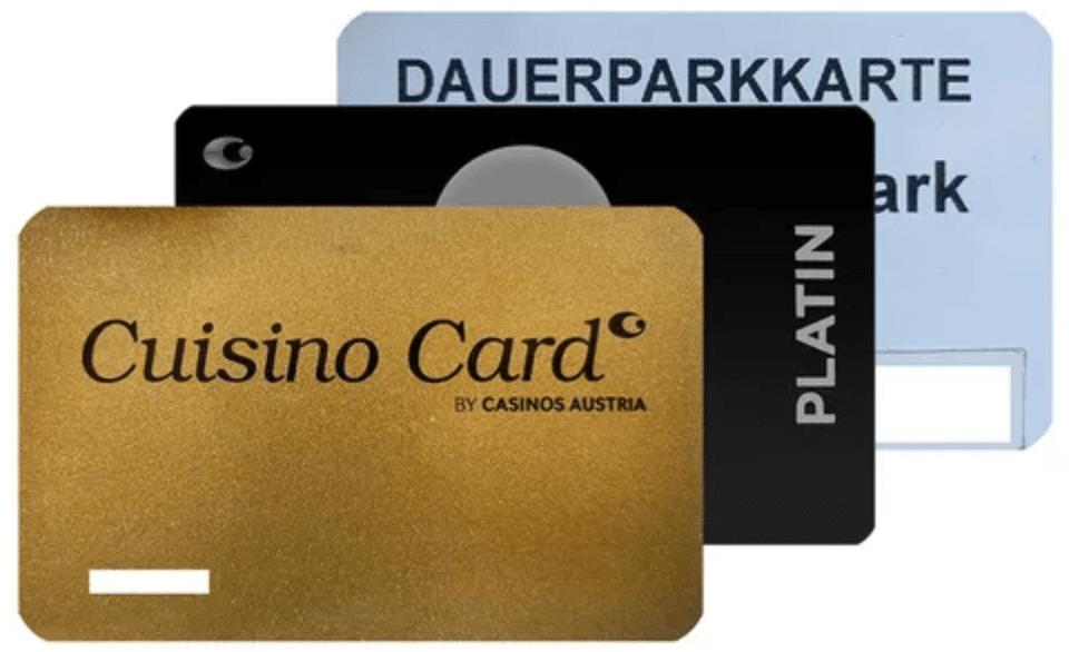 VIP-Karten für bessere Kunden bei den Casinos Austria