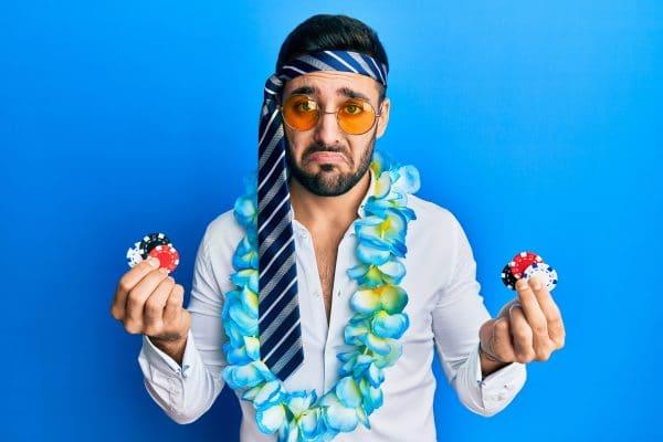 Spielsüchtige erleben beim Online-Casino-Anbieter Wunderino ihr blaues Wunder